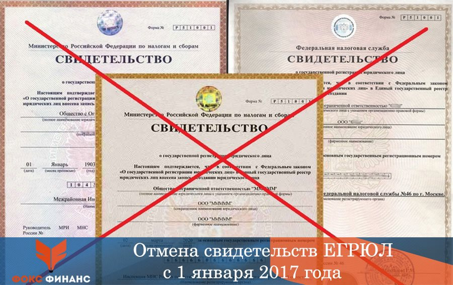 какие документы выдают ип при регистрации